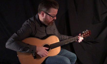 McAlister 00 Guitar – Adirondack top at Guitar Gallery