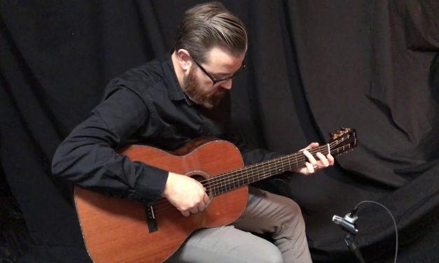 Huss and Dalton Custom 000-SP Guitar at Guitar Gallery