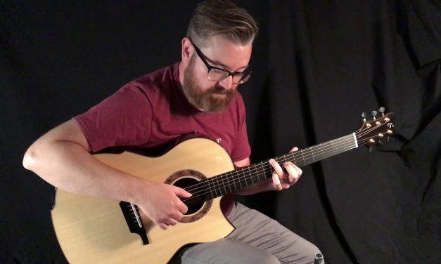 Greenfield G2 Guatemalan Rosewood Guitar at Guitar Gallery