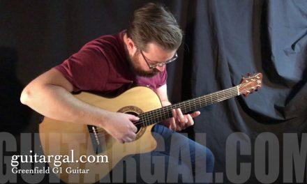 Greenfield 2005 G1 Guitar at Guitar Gallery
