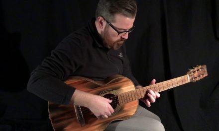 Fylde Whiskey Barrel Single Malt Guitar at Guitar Gallery