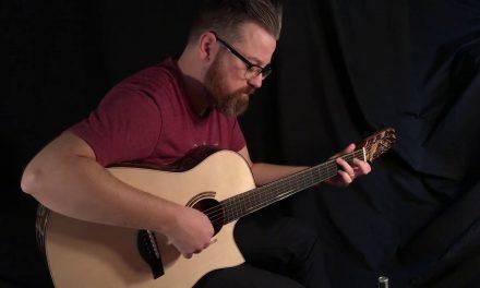 Raymond Kraut Mun Ebony Guitar at Guitar Gallery
