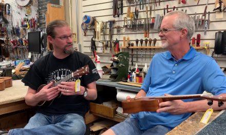 "In The Shop, ""Ukulele Set Up"" | Elderly Instruments"