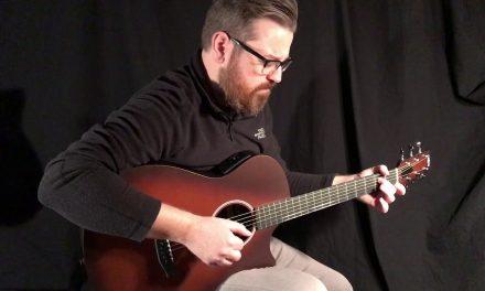 Rainsong APSE Guitar at Guitar Gallery