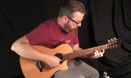 G. R. Bear Guitar at Guitar Gallery