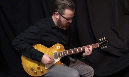 Gibson Custom '59 Les Paul at Guitar Gallery
