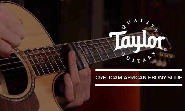 Demo: Taylor Crelicam African Ebony Slide Review & Playthrough