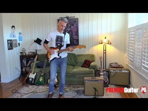 First Look – Fender '62 Princeton Chris Stapleton Edition