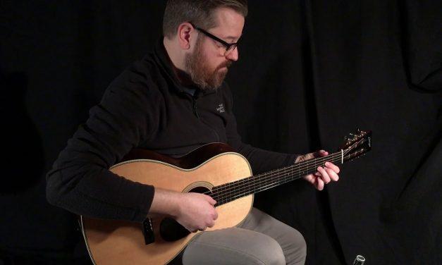 Collings 02H Guitar at Guitar Gallery