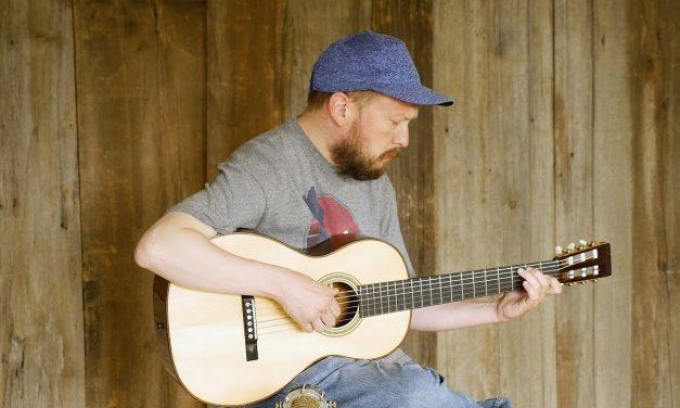 Instrumental Demo: Martin Size 1 De Goni Authentic 1843 Guitar | Elderly Instruments