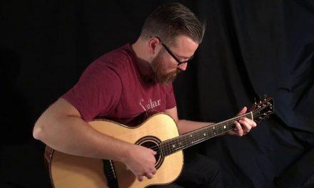 Olson SJ Brazilian Rosewood Guitar at Guitar Gallery