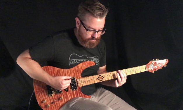 Brian Moore Custom Shop Guitar at Guitar Gallery