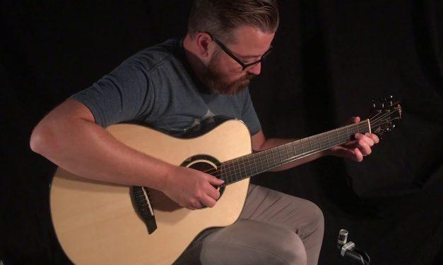 Caton Carolina Guitar at Guitar Gallery