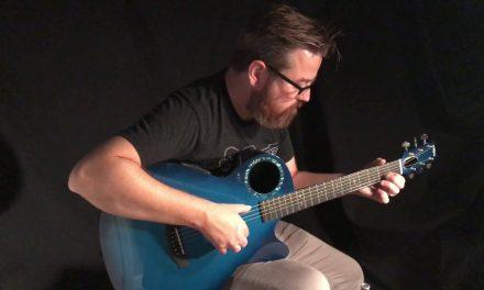 RainSong CO-WS1005NSM Guitar at Guitar Gallery