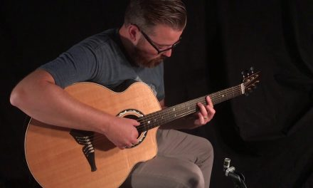 Klein Kauffman Guitar at Guitar Gallery