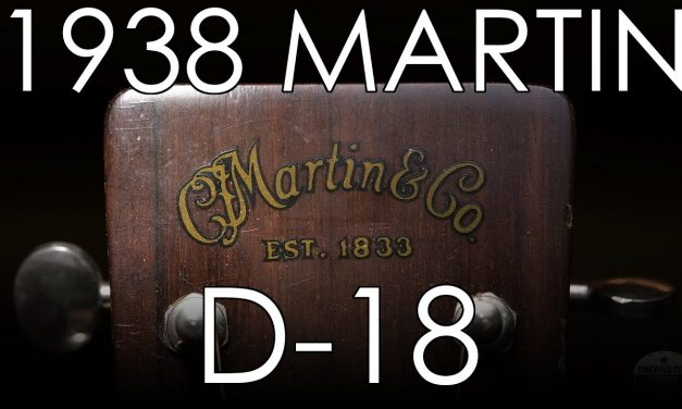 """""""Pick of the Day"""" – 1938 Martin D-18"""