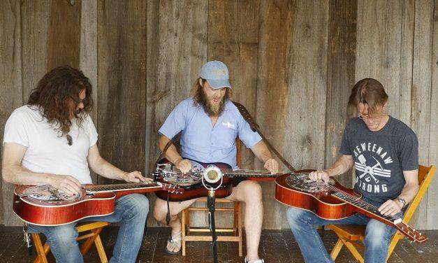 Dobros Heal the World – Live at Elderly Instruments