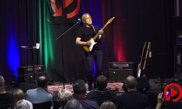 """Andy Timmons  """"Cry for You """" at Replay Guitar Exchange"""