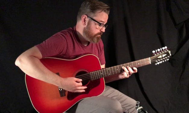 Gibson Custom B-45 12 string Guitar at Guitar Gallery