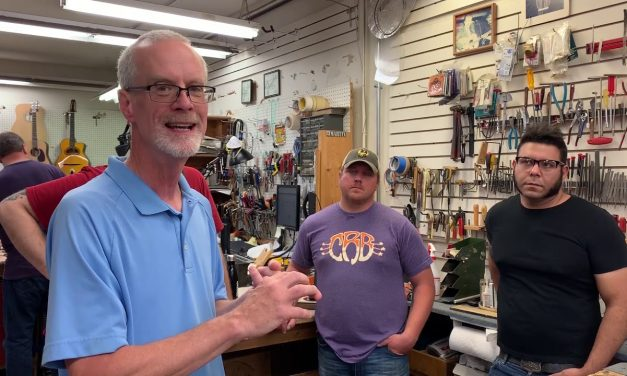 """In The Shop, """"Getting Started in Luthiery"""" July 11th, 2019   Elderly Instruments"""