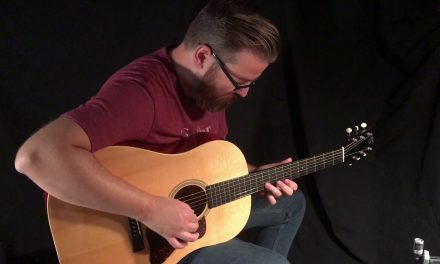 Santa Cruz Steve Swan SSJ Guitar at Guitar Gallery