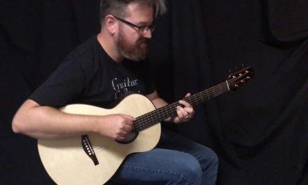 Rasmussen 13 Fret Guitar at Guitar Gallery