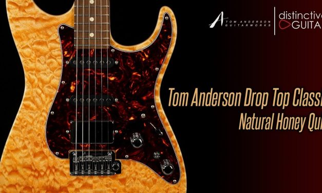 Tom Anderson Drop Top Classic | Natural Honey Quilt