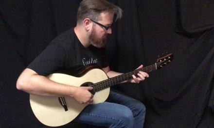 Rasmussen Model R Guitar at Guitar Gallery