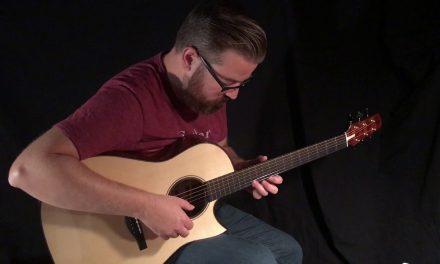 Rasmussen Mod D TREE Mahogany Guitar at Guitar Gallery