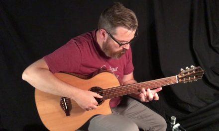 G. R. Bear 00 Guitar at Guitar Gallery
