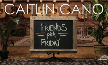 Friends Pick Friday – Caitlin Cano