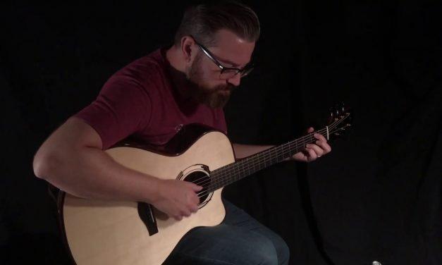 Wingert F cutaway Guitar at Guitar Gallery