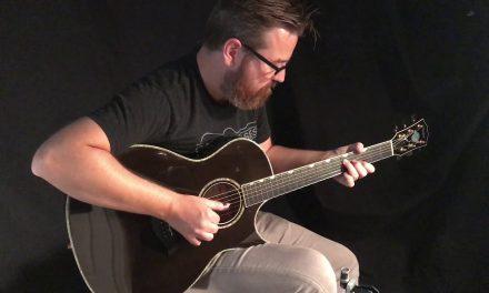 Taylor Black DDSM Ltd Ed Guitar at Guitar Gallery