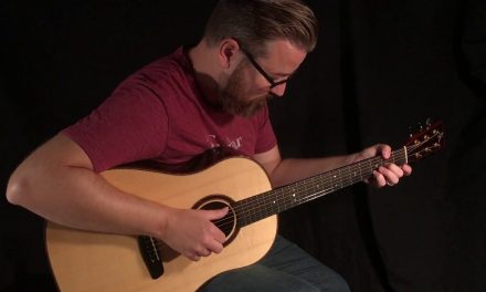 Kramer Prairie Grass Guitar at Guitar Gallery