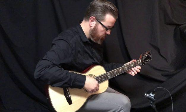T Drew Heinonen Guitar at Guitar Gallery