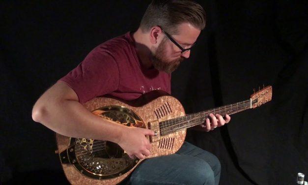 Turner Marrakech Resonator at Guitar Gallery