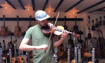 Frantisek Zivec Violin (1959)