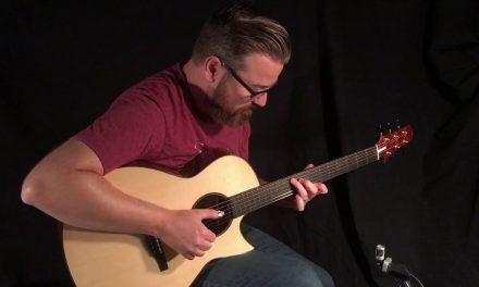 Rasmussen TREE Mahogany C Cutaway Guitar at Guitar Gallery