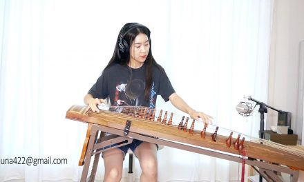 Jimi Hendrix-Voodoo Child NEW Gayageum ver. by Luna