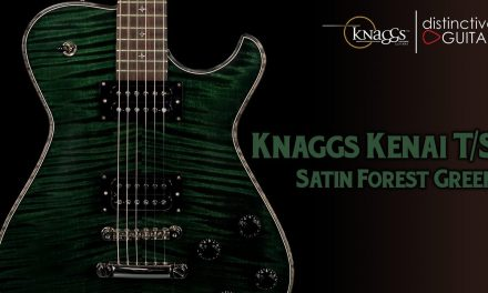 Knaggs Kenai T/S Eric Steckel Signature | Satin Forest Green