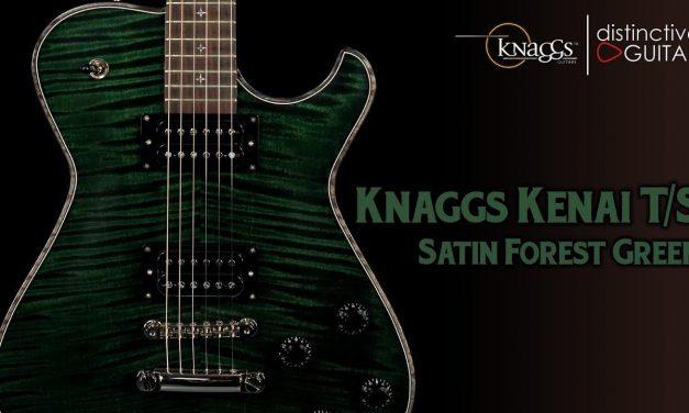Knaggs Kenai T/S Eric Steckel Signature | Satin Forest Green