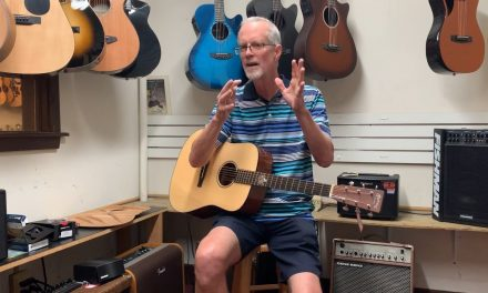 """Installing Your Acoustic Pickup"" In The Shop 