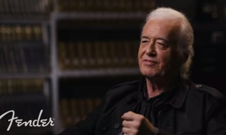 In Conversation With Jimmy Page | Artist Signature Series | Fender