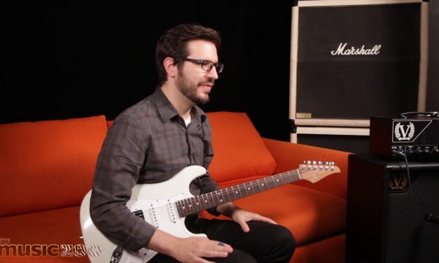 Demoing The Victory Amps V30 The Countess with Zach Comtois (Britney Spears, Keb' Mo', Bryce Vine)