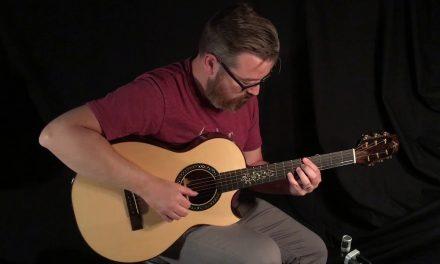 Applegate FS 12 fret Guitar (New)