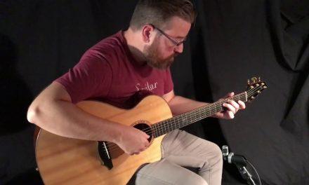 Breedlove Ed Gerhard Signature Guitar at Guitar Gallery