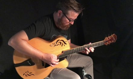 Benedetto Archtop at Guitar Gallery