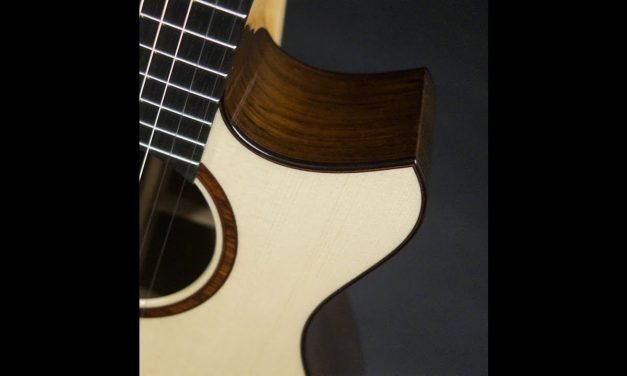 Strahm 00 Guitar SlideShow from Guitar Gallery