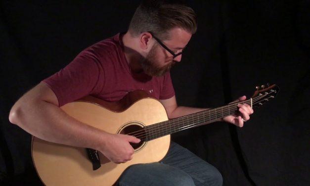 Galloup Hybrid Guitar at Guitar Gallery