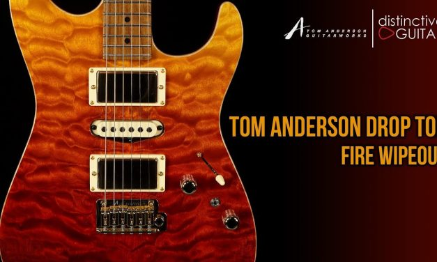 Tom Anderson Drop Top HSH | Fire Wipeout